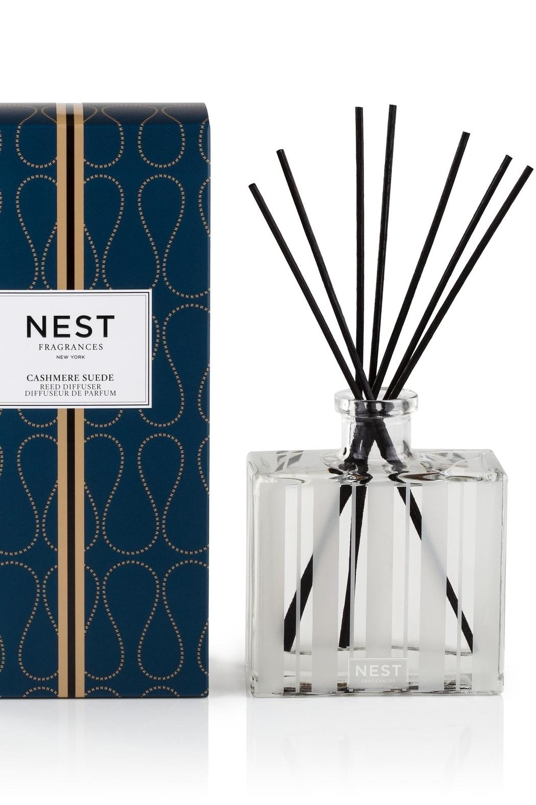 The Birds Nest CASHMERE SUEDE DIFFUSER - Main Image