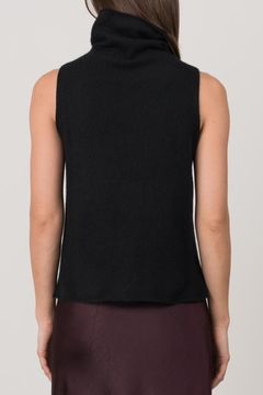 Margaret O'Leary Cashmere Tish Turtleneck - Alternate List Image