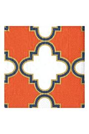 Caspari Cocktail Napkins Casablanca - Product Mini Image
