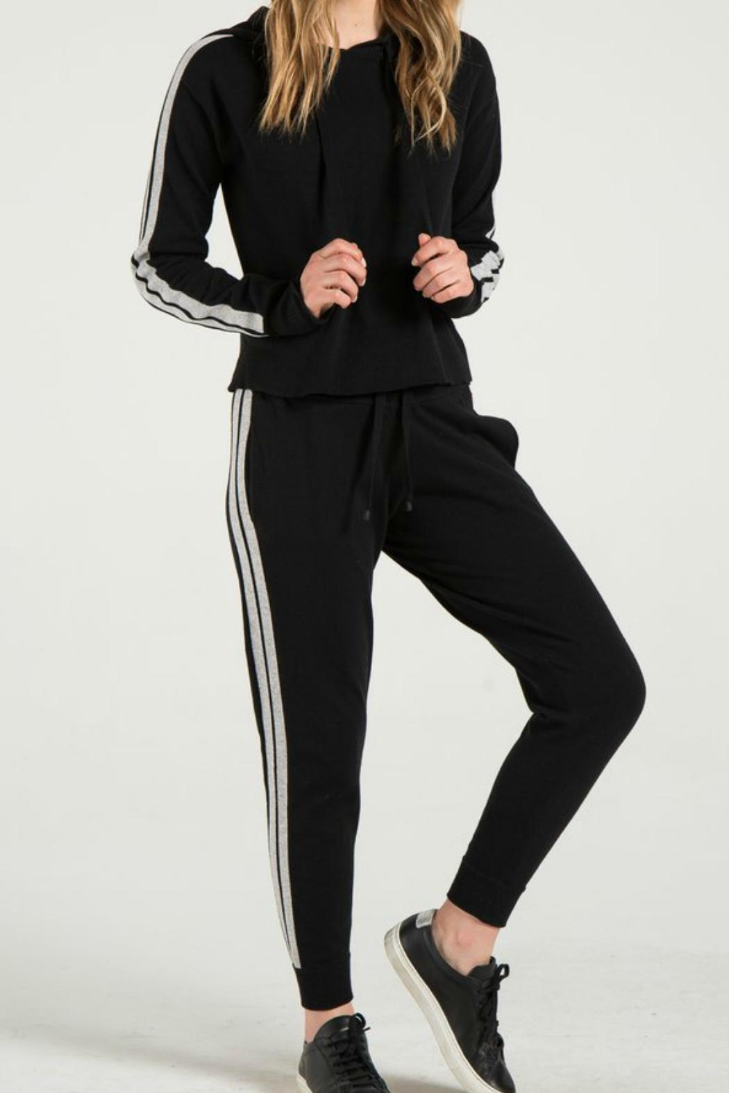 n : PHILANTHROPY Cass Track Pant - Front Full Image
