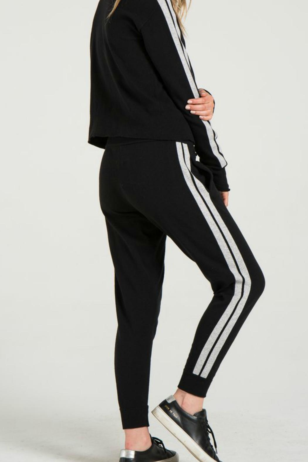 n : PHILANTHROPY Cass Track Pant - Side Cropped Image
