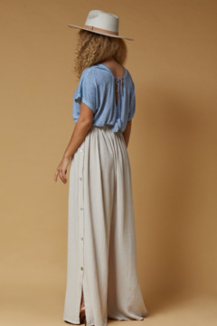 SCANDAL Cassia Pant Natural - Product List Image