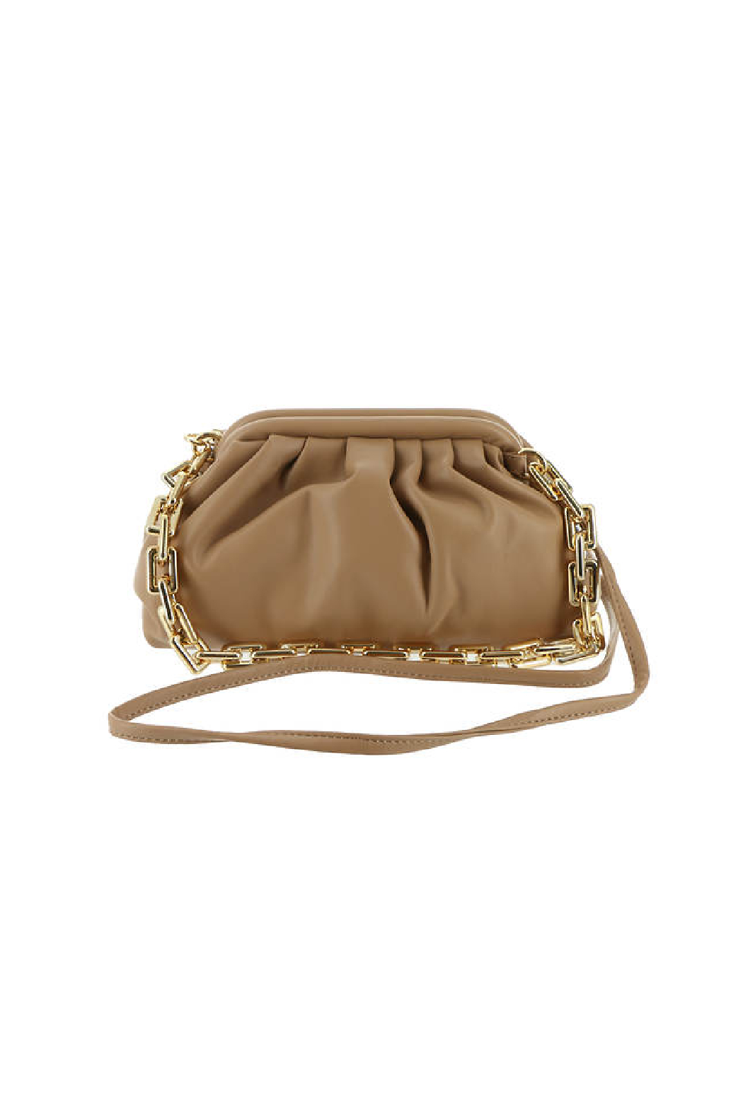 URBAN EXPRESSION  Cassie Pouch Clutch - Front Cropped Image