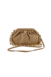 URBAN EXPRESSION  Cassie Pouch Clutch - Front cropped