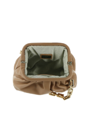 URBAN EXPRESSION  Cassie Pouch Clutch - Front full body