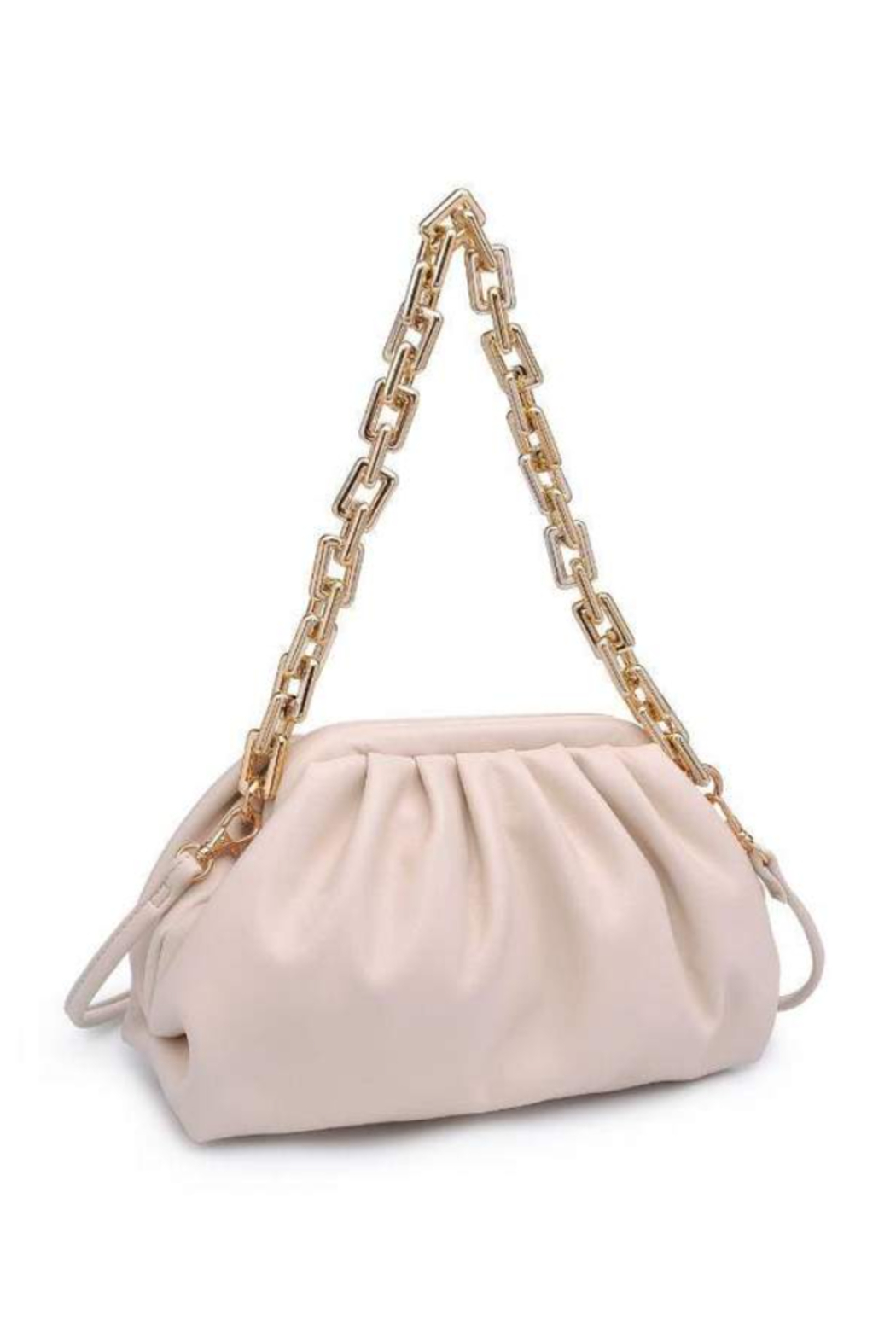 URBAN EXPRESSION  Cassie Pouch Clutch - Side Cropped Image
