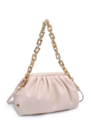 URBAN EXPRESSION  Cassie Pouch Clutch - Side cropped