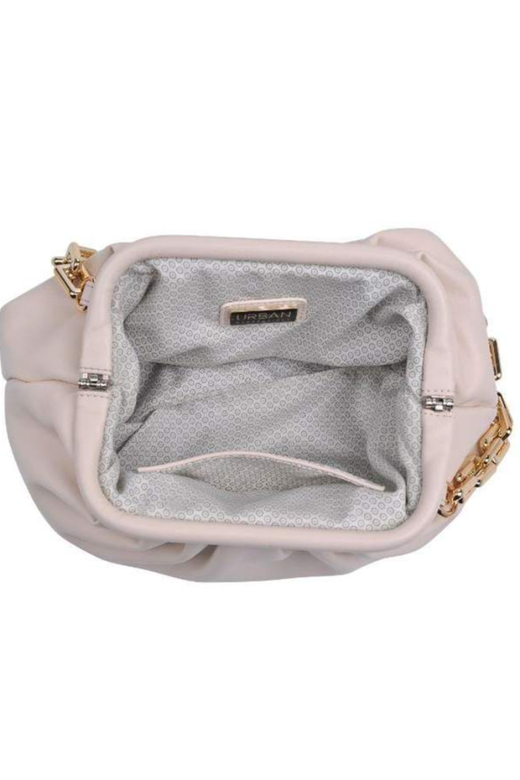 URBAN EXPRESSION  Cassie Pouch Clutch - Back Cropped Image