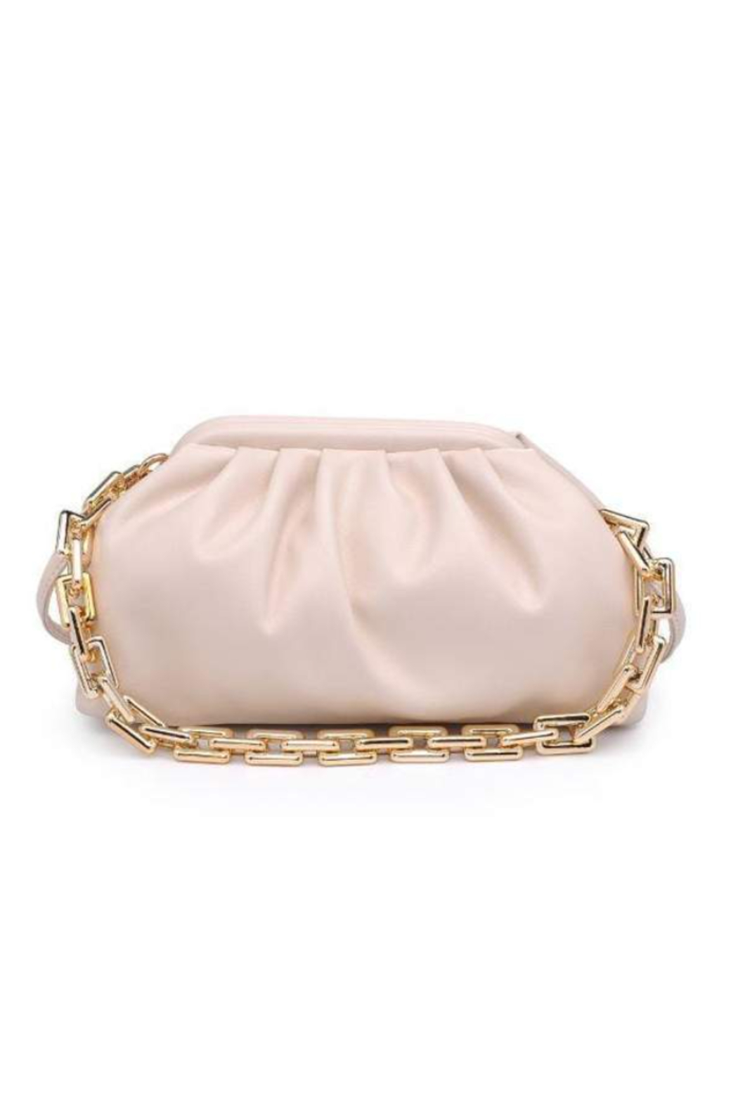 URBAN EXPRESSION  Cassie Pouch Clutch - Front Full Image