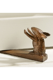 Giftcraft Inc.  Cast Iron Mouse Door Stopper - Product Mini Image