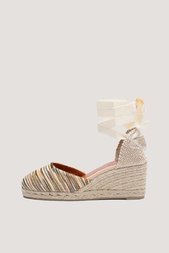 Castaner Carina Missoni Wedge Espadrilles - Product List Image