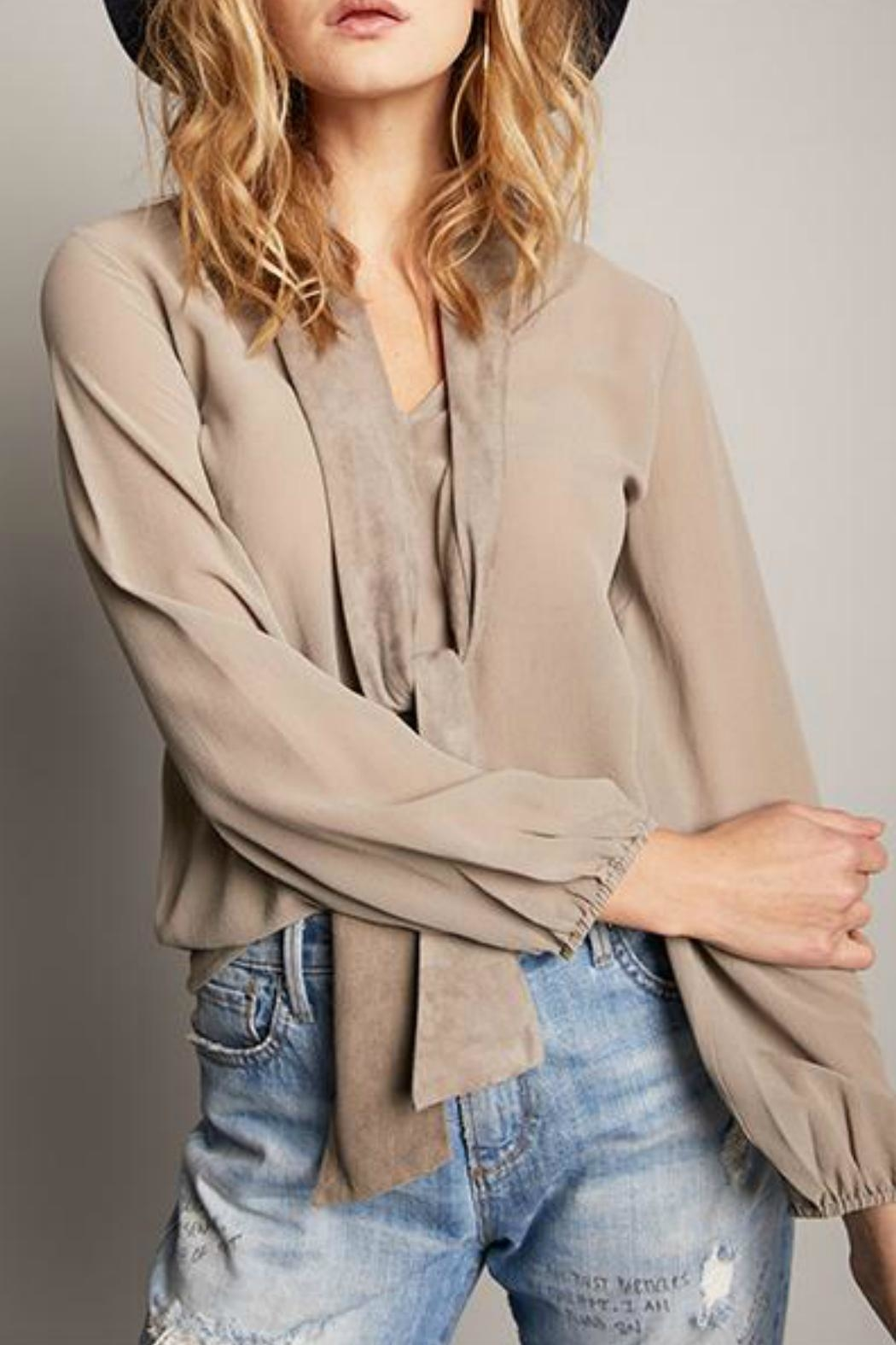 AS by DF Castellina Blouse - Main Image