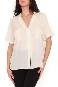 Shoptiques Product: Dolman Short-Sleeves Top
