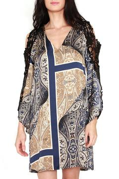 Shoptiques Product: Long-Sleeve Tunic Dress
