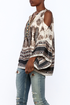 Casting Peroquet Brown Top - Product List Image