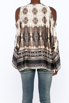 Casting Peroquet Brown Top - Alternate List Image