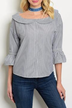 Casting Peter Pan Blouse - Product List Image