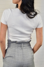 Casting Twist Front Top - Side cropped