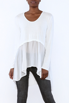 Shoptiques Product: White Tunic