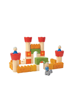Plan Toys Castle Blocks - Product List Image