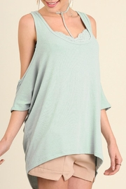 Umgee USA Casual Approach Top - Product Mini Image