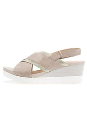 Geox Casual Beige Wedge - Product Mini Image