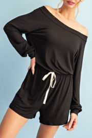 ee:some Casual & Chic Romper - Product Mini Image