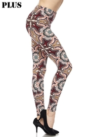 New Mix Casual Day Legging - Product Mini Image