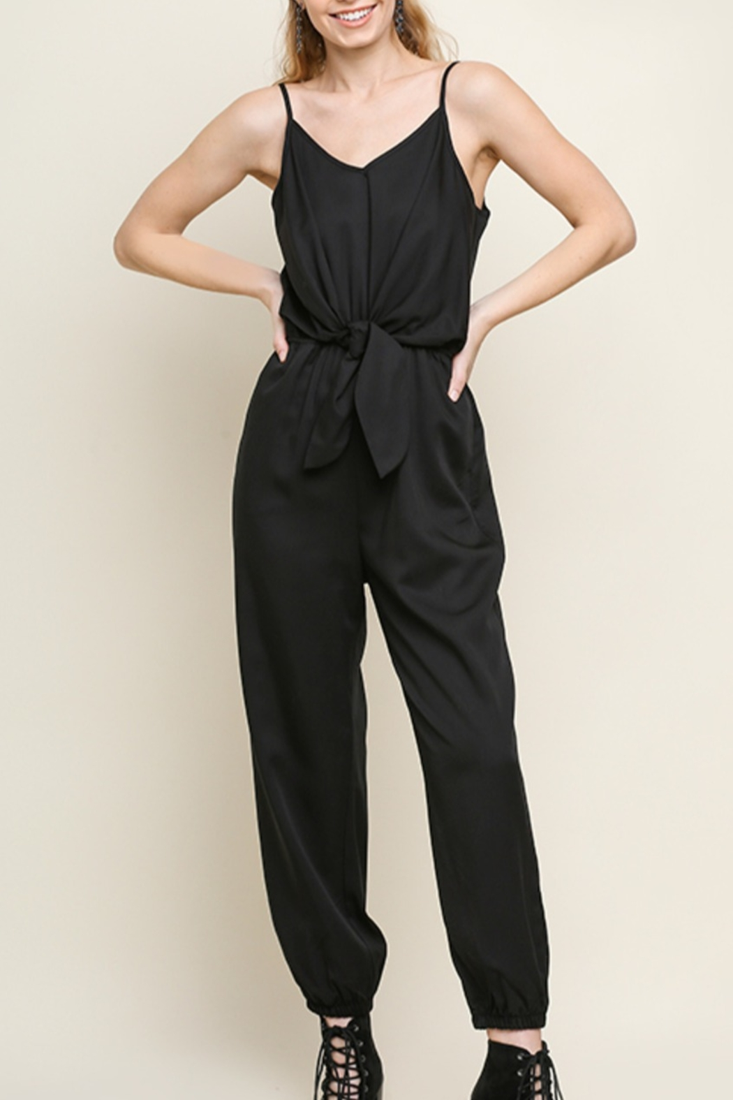 Umgee USA Casual Days jumpsuit - Main Image