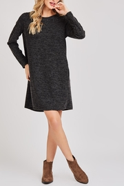 B mine Casual Knit Dress - Product Mini Image