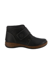Spring Footwear Casual Leather Bootie - Side cropped
