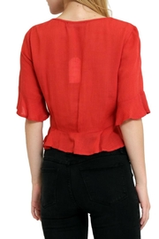 in the Beginning Casual Short Top - Side cropped