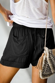 lily clothing Casual Shorts with Pockets - Product Mini Image