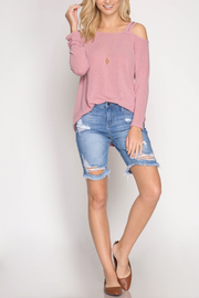 She & Sky  Casual Trend top - Product Mini Image