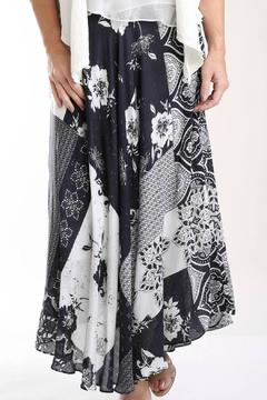 casual studio Floral Patchwork Skirt - Alternate List Image