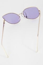 H & D Cat Eye Sunglasses - Front cropped