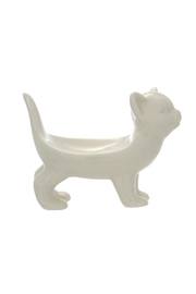 Giftcraft Inc.  Cat Jewelry/soap Dish - Product Mini Image