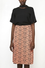 Compania Fantastica Cat Midi Skirt - Product Mini Image