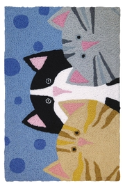 Jelly Bean Rugs Cat Pack - Product Mini Image
