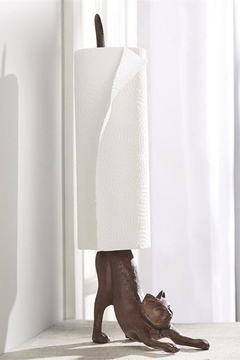 Gift Craft Cat Paper-Towel Holder - Product List Image