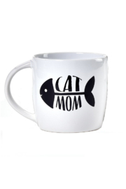 Giftcraft Inc.  Cat Parents Mug! - Front cropped