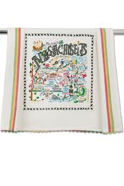 Cat Studios Massachusetts Dish Towel - Product Mini Image
