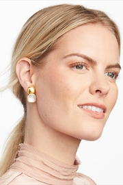 Julie Vos  Catalina Earring - Front full body