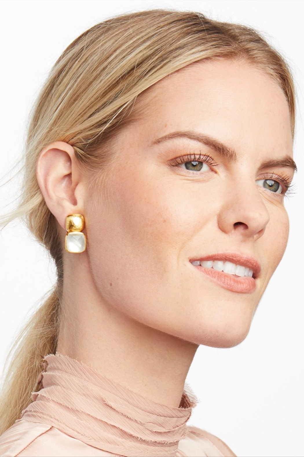 Julie Vos  Catalina Earring - Front Full Image