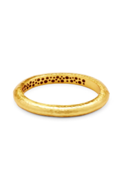 The Birds Nest Catalina Hinge Bangle Gold - Product Mini Image