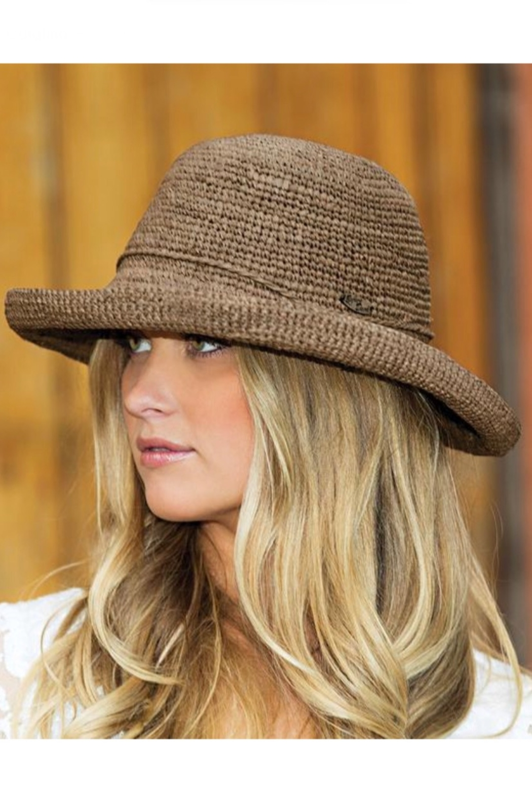 Walaroo Hats Catalina Sun Protection Hat - Back Cropped Image