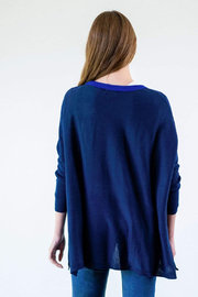 Mer Sea & Co Catalina Sweater - Back cropped