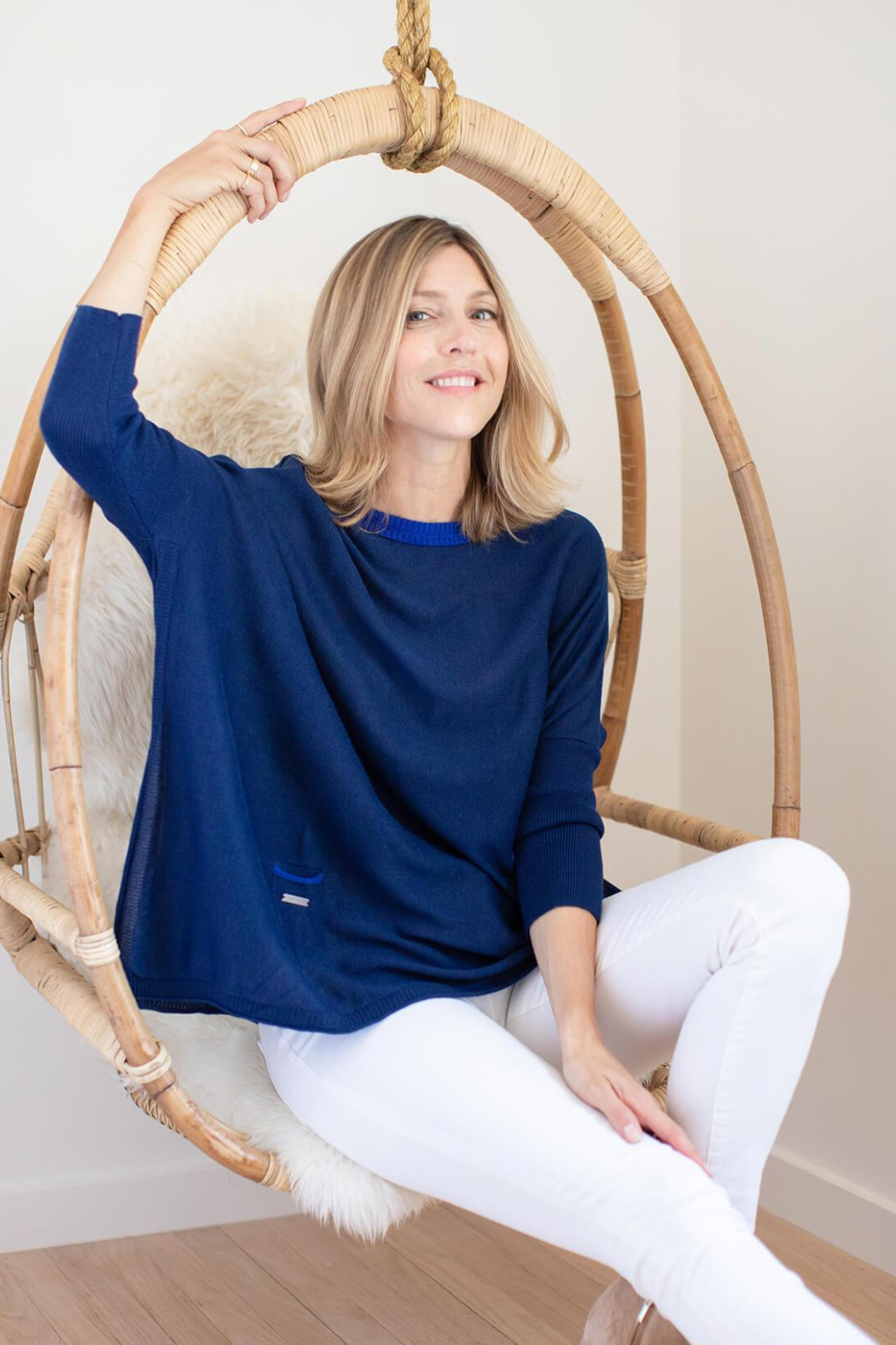Mer Sea & Co Catalina Sweater - Front Full Image