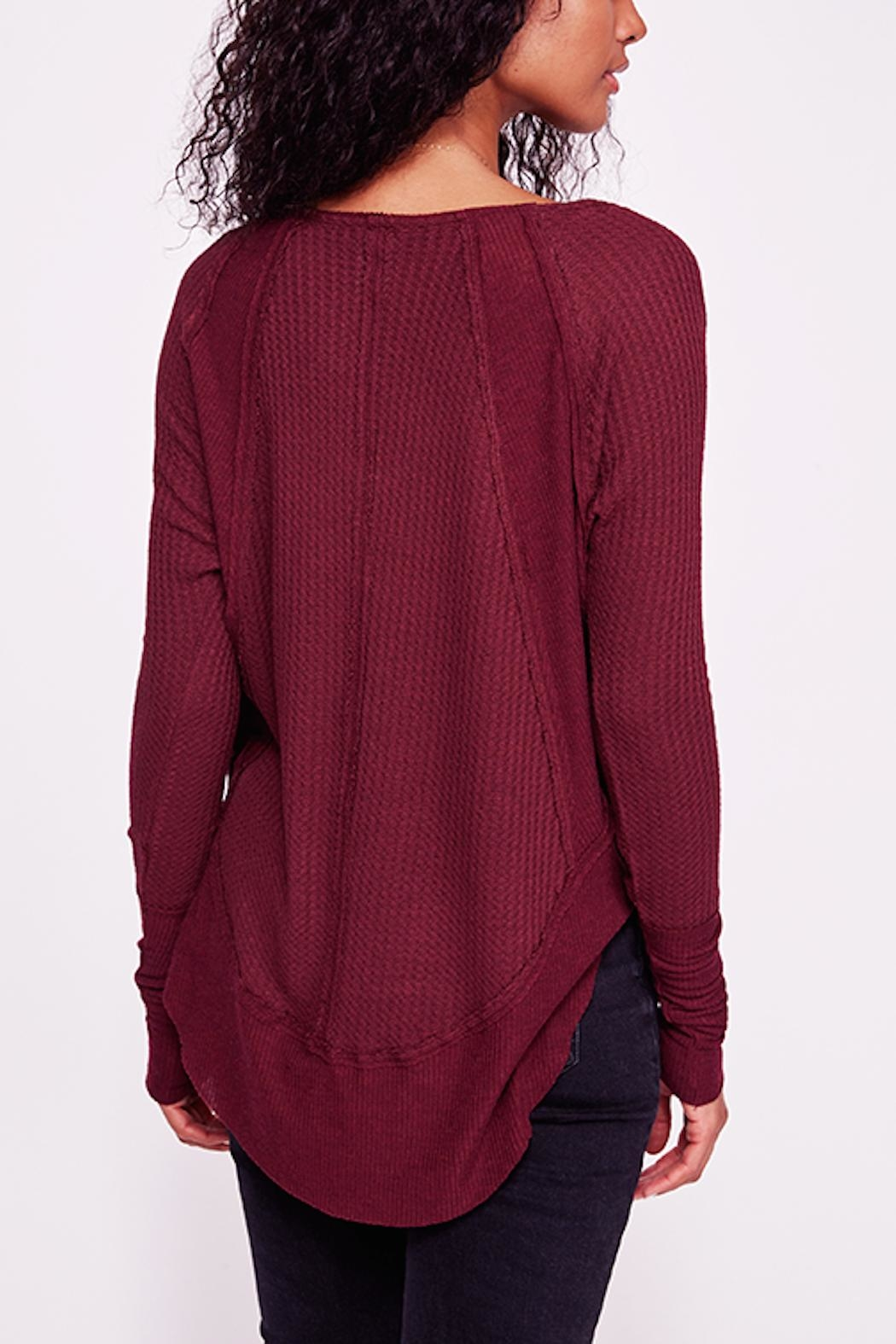 Free People Catalina Thermal - Side Cropped Image