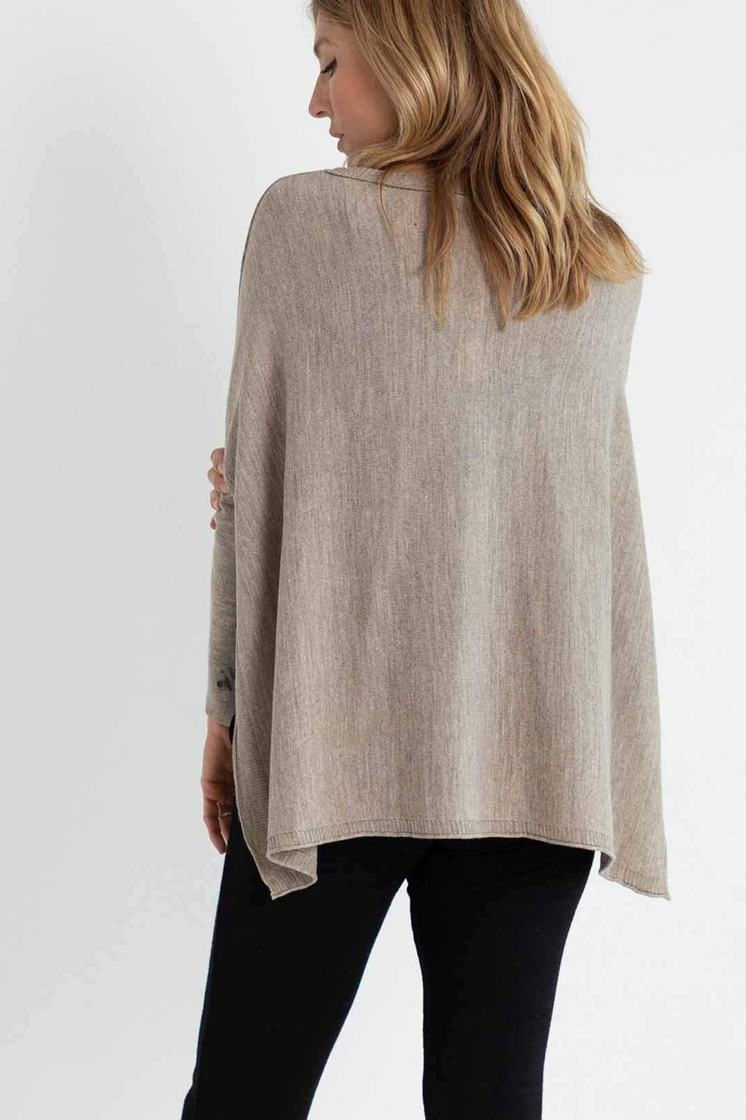 mersea Catalina Travel Sweater - Side Cropped Image